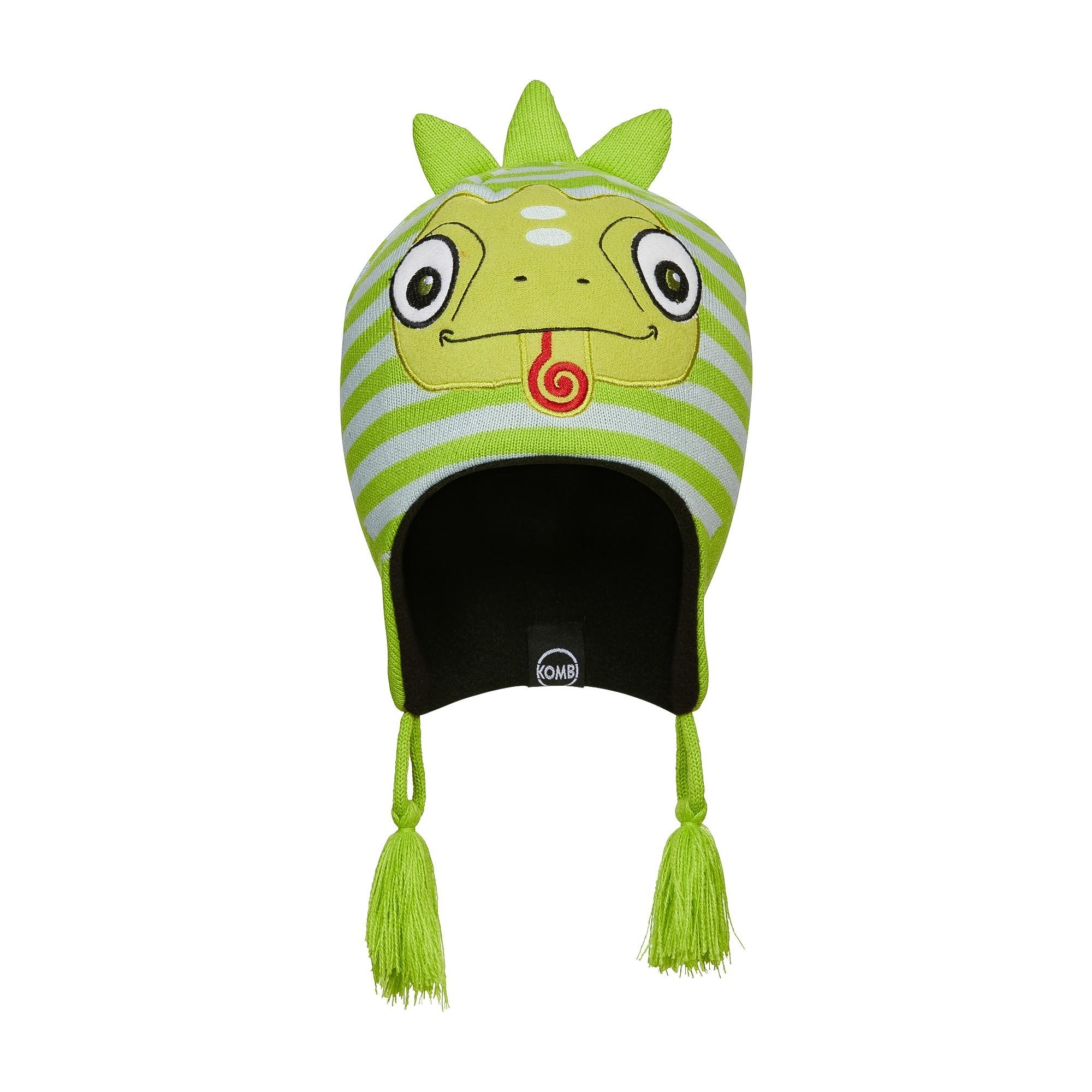 Czapka dzieciêca Kombi Imaginary Friend Carl The Chameleon Zielona