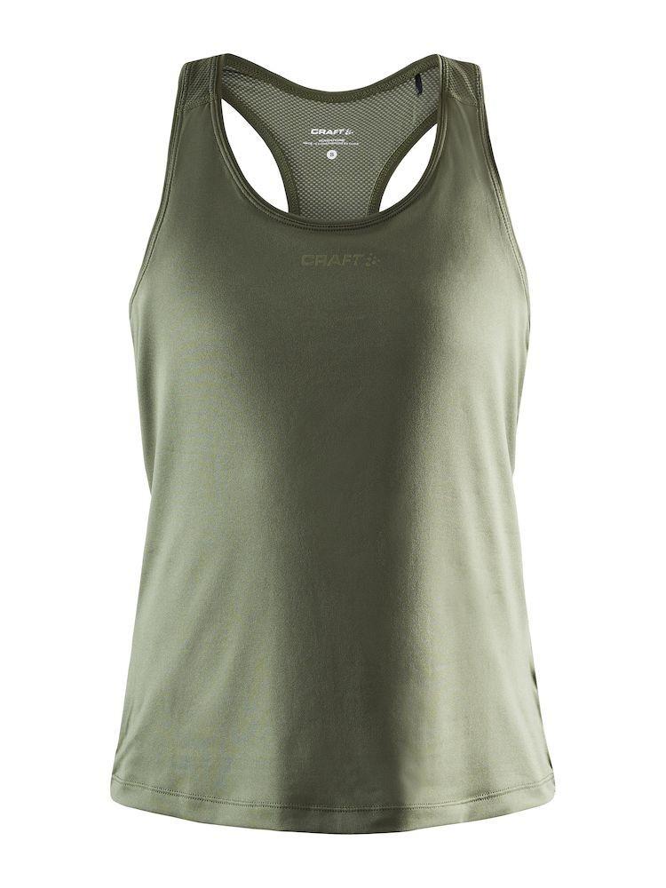 Koszulka na rami±czkach damska Craft ADV Essence Singlet Khaki
