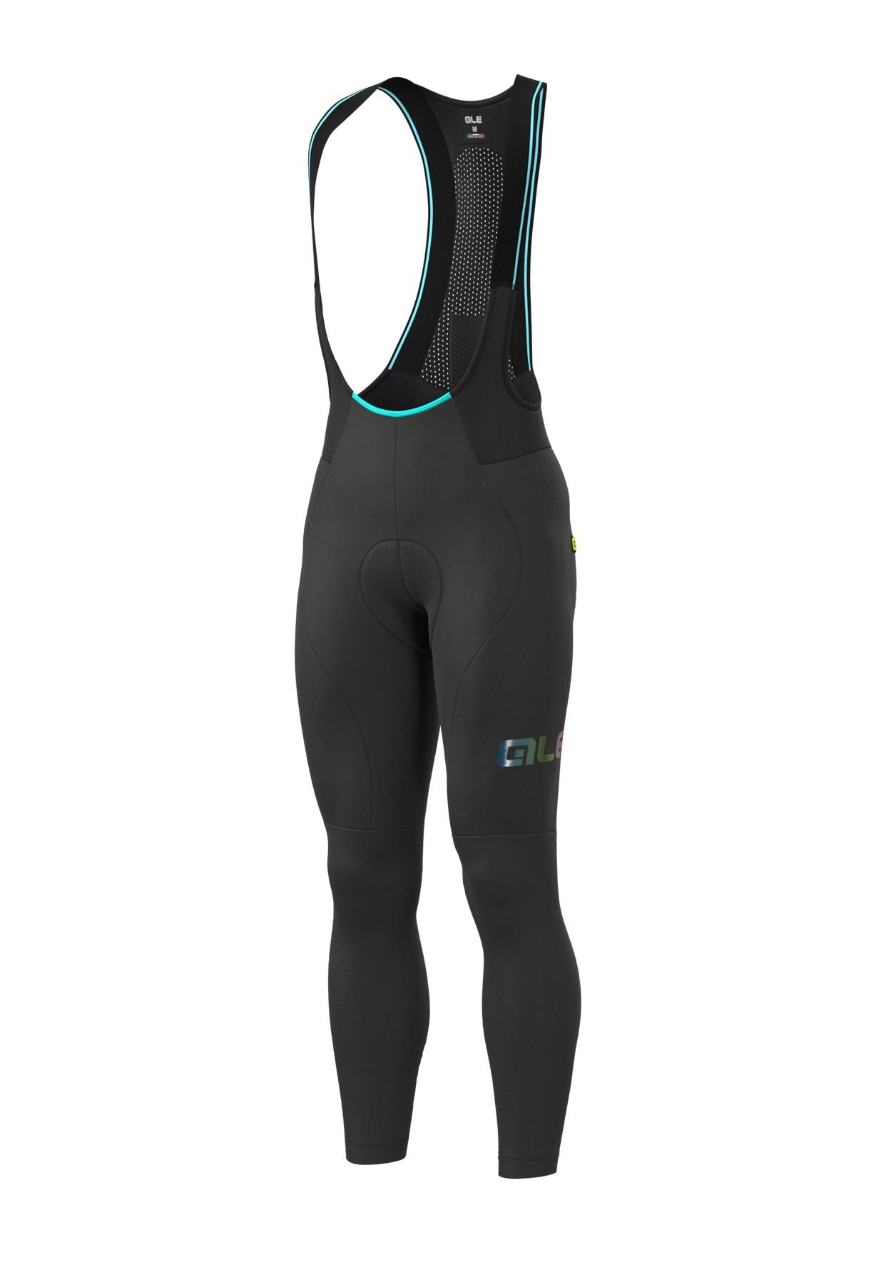 Spodnie rowerowe męskie Alé Cycling Klimatik K-Idro WR