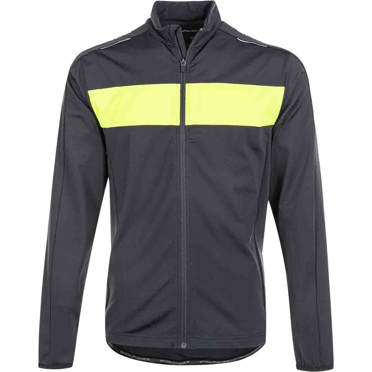 Bluza rowerowa męska Endurance San Tropez M L/S Cycling Midlayer