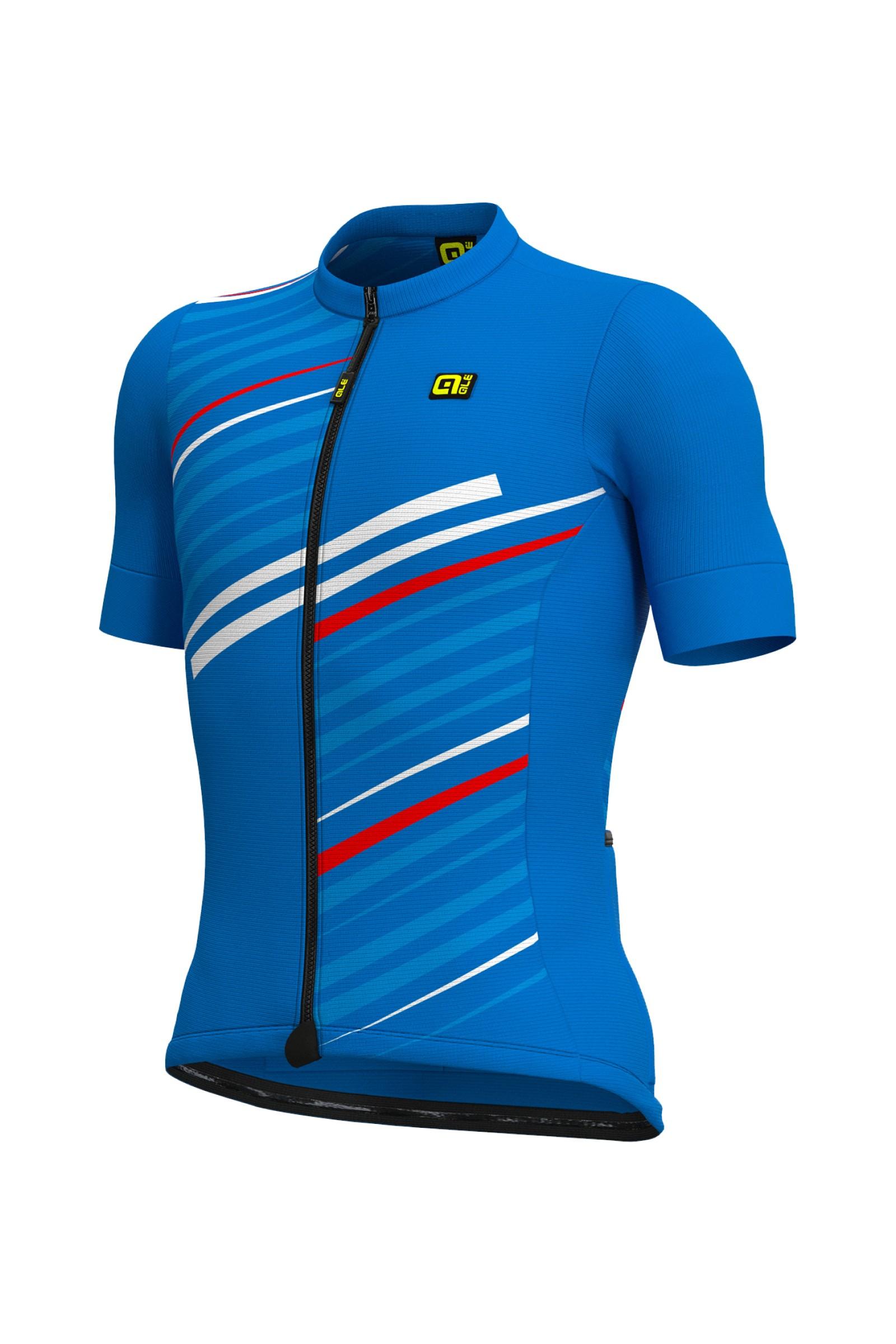 Koszulka rowerowa mêska Alé Cycling Solid Flash