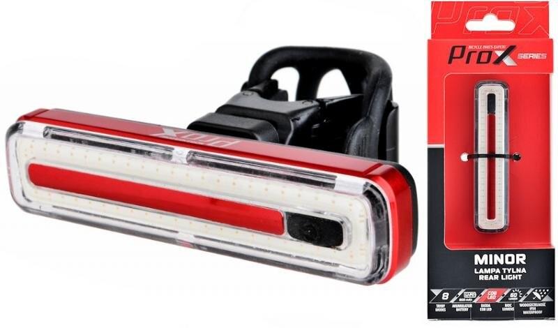 Lampa rowerowa tylna ProX Minor