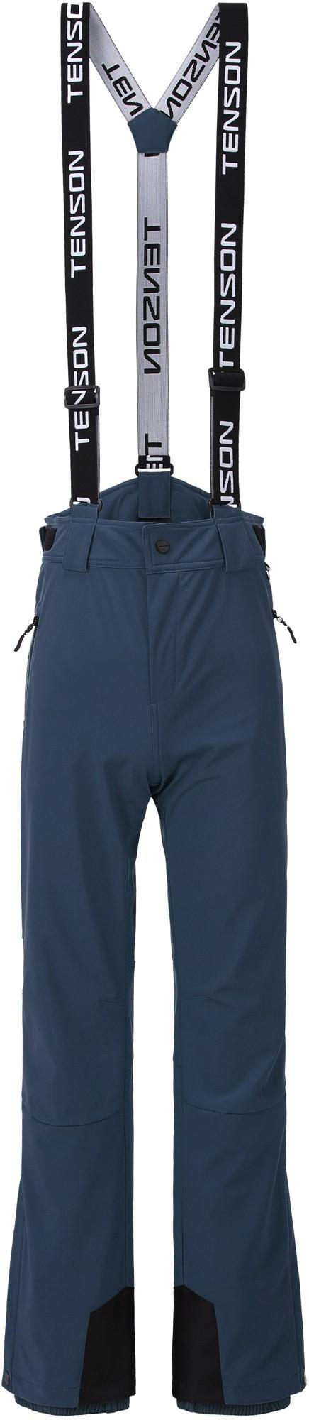 Spodnie softshellowe mêskie Tenson Cygnus, granatowe
