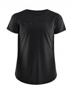 Koszulka damska Craft Deft 2.0 TEE Czarna