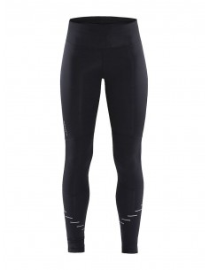 Spodnie damskie Craft Lumen Urban Run Tights Czarne