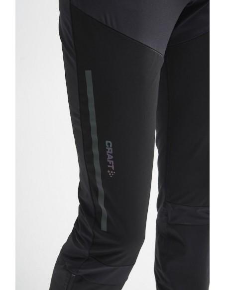 Spodnie męskie Craft Hydro Tights Czarne