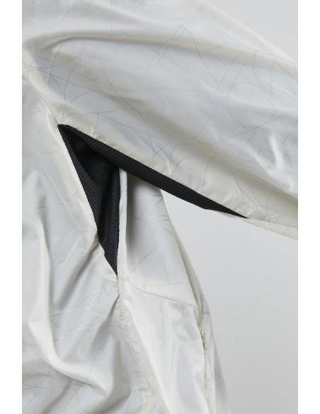 Kurtka damska Craft Lumen Wind Jacket Biała