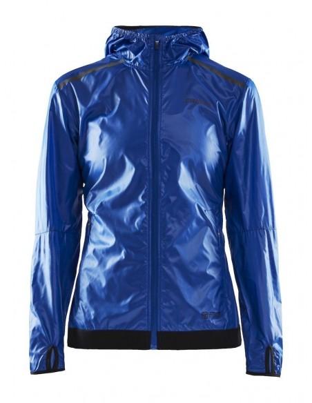 Kurtka damska Craft Wind Jacket Niebieska