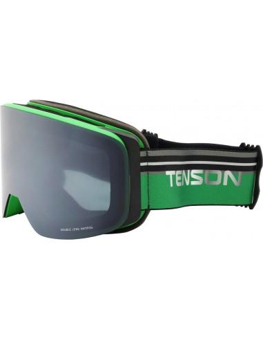 Gogle narciarskie Tenson Switch Zielone