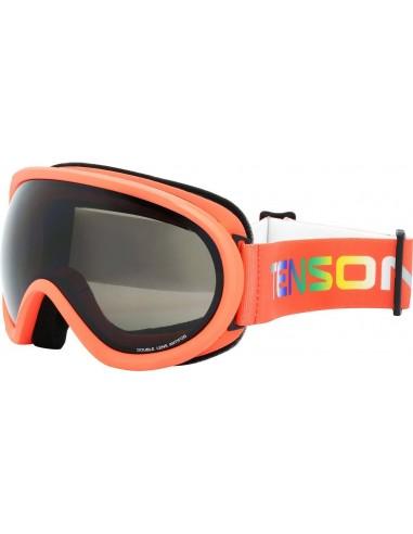 Gogle narciarskie Tenson Radius Pomarańczowe
