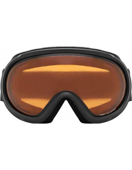 Gogle narciarskie Tenson Radius Czarne
