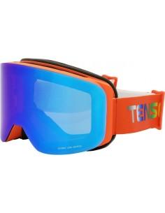 Gogle narciarskie Tenson Cornice Pomarańczowe