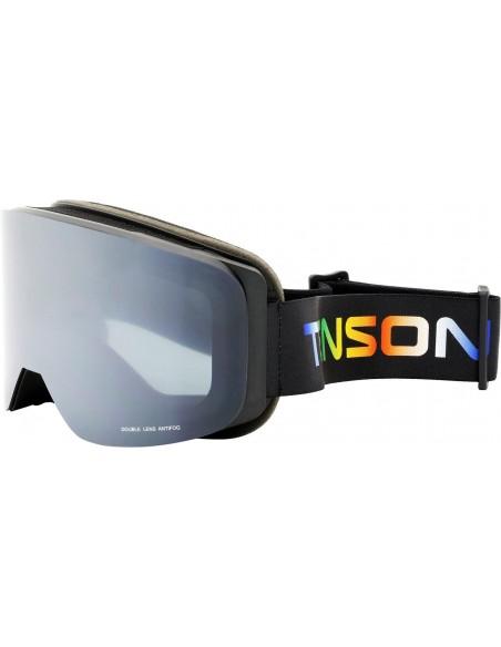 Gogle narciarskie Tenson Cornice Czarne