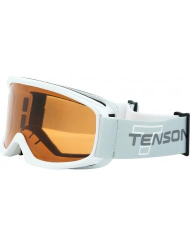 Gogle narciarskie Tenson Invert Białe