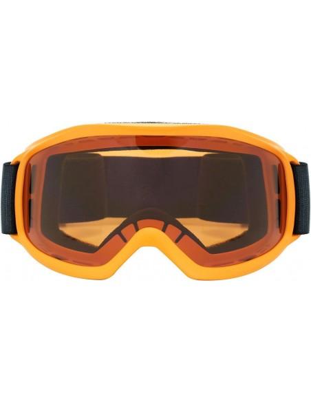 Gogle narciarskie Tenson Invert Pomarańczowe