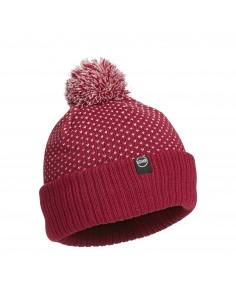 Czapka damska Kombi Snowfall Hat Czerwona
