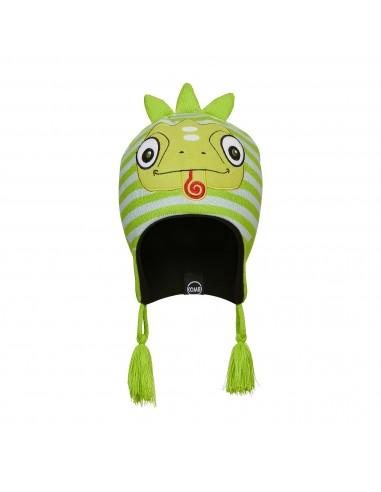 Czapka dziecięca Kombi Imagny Friend Carl The Chameleon Zielona