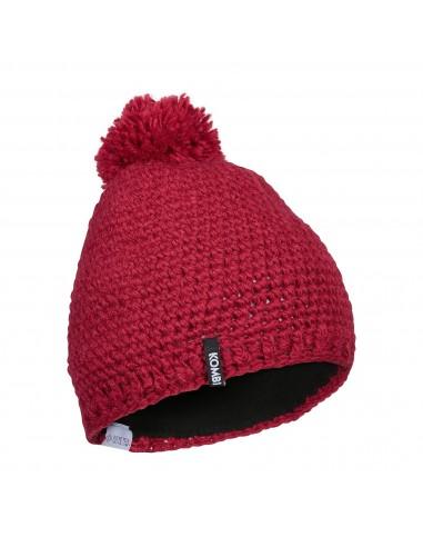 Czapka Kombi Infinium Hat Adult Czerwona