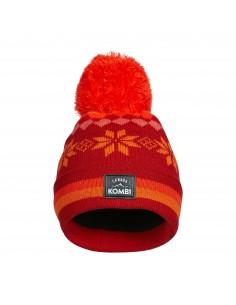 Czapka Kombi Fiord Hat Adult Czerwona