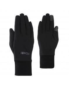 Rękawiczki męskie Kombi Active Touch Screen Czarne