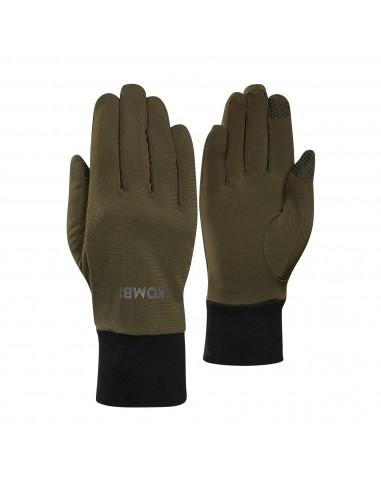 Rękawiczki męskie Kombi Active Touch Scree Oliwkowe