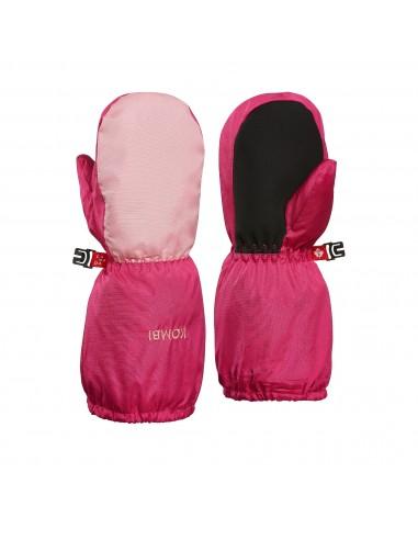 Rękawice dziecięce Kombi Bear Paw Mitt Różowe