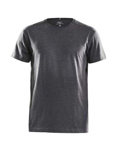 Koszulka męska Craft Deft 2.0 SS, szara