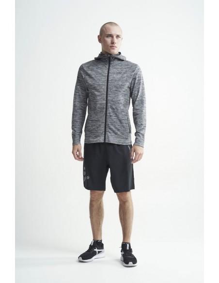 Spodenki męskie Deft 2.0 Comfort Shorts, czarne