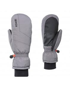 Rękawice dwupalczaste Kombi The Peak Glove Junior, szare