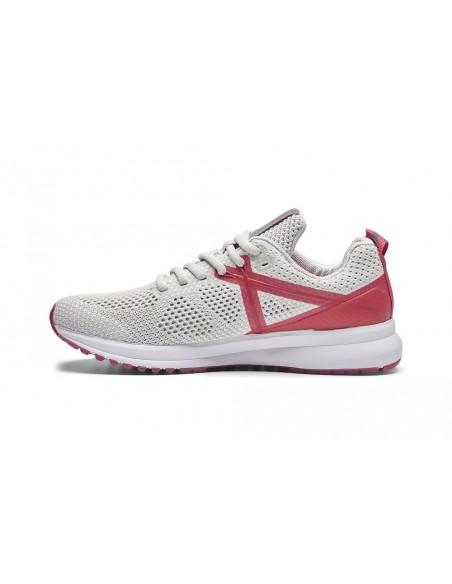 Buty damskie Craft X165 Fuseknit Biało-Różowe