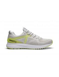 Buty biegowe męskie Craft X165 Engineered Biało-Żółte
