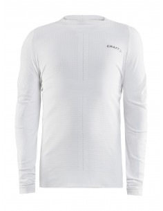 Bluza męska Craft CTM CN LS Biała