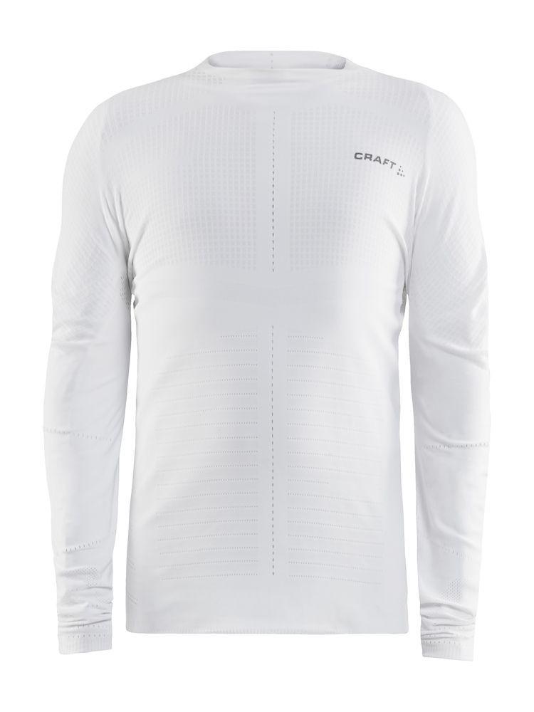 Bluza męska Craft CTM CN LS Biała M