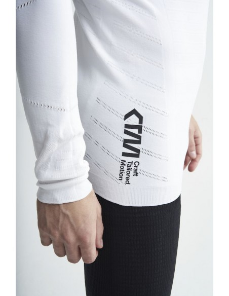 Bluza męska Craft CTM HOOD Biała