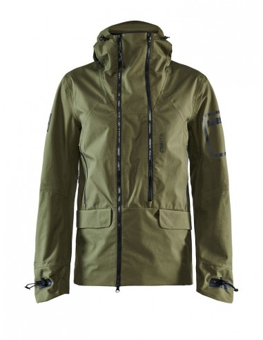 Kurtka męska Craft Polar Shell JKT Khaki