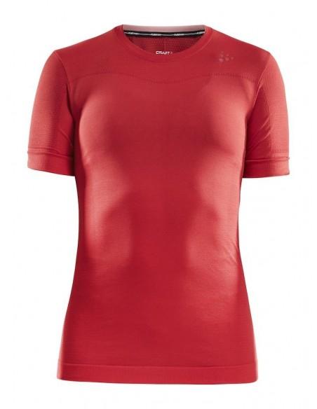 Koszulka damska Craft Fuseknit Comfort RN Czerwona