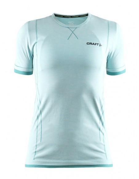 Koszulka damska Craft Active Comfort Roundneck Błękitna