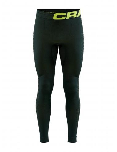 Spodnie termoaktywne męskie Craft Warm Intensity Pants, zielone
