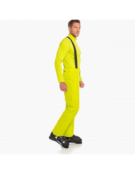 Spodnie narciarskie męskie Schoffel Bern1 Żółte