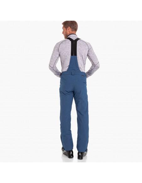 Spodnie narciarskie męskie Schoffel Bern1 Niebiesko-Szare