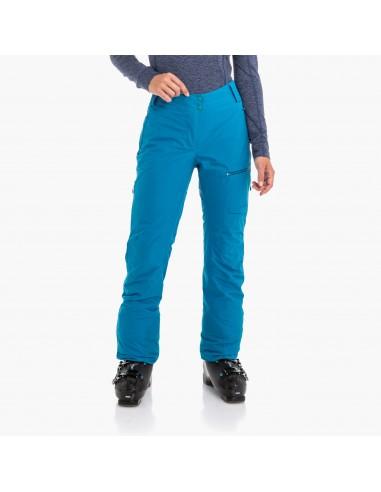 Spodnie narciarskie damskie Schoffel Chamonix Niebieskie