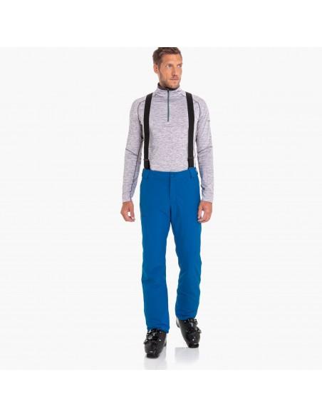 Spodnie narciarskie męskie Schoffel Bern1 Niebieskie