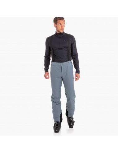 Spodnie narciarskie męskie Schoffel Bern1 Szare