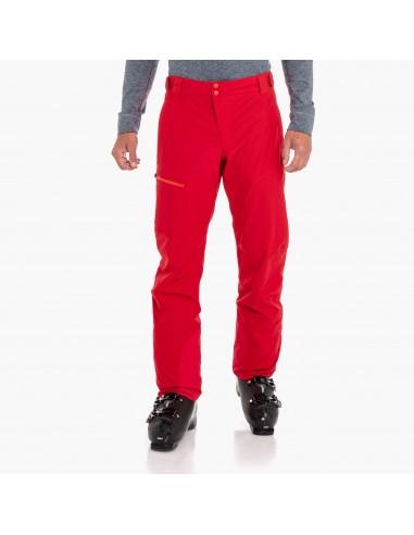 Spodnie narciarskie męskie Schoffel Kopenhagen Czerwone