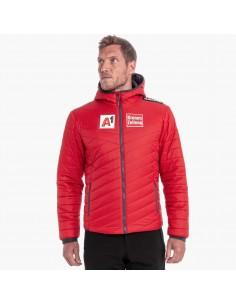 Kurtka narciarska męska Schoffel Ventloft Adamont Czerwona