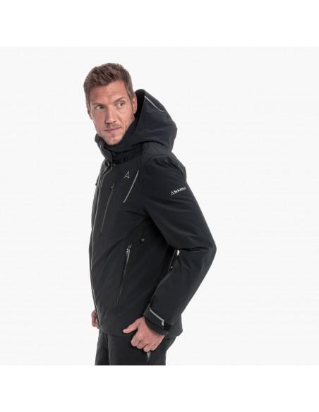 Kurtka narciarska męska Schoffel Solden2 Czarna