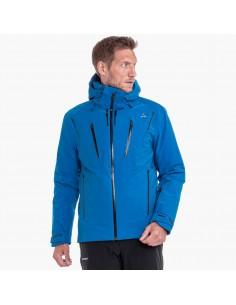 Kurtka narciarska męska Schoffel Solden2 Niebieska