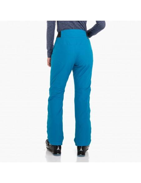 Spodnie narciarskie damskie Schoffel Pinzgau1 Niebieskie