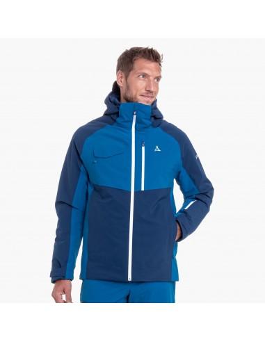 Kurtka narciarska męska Schoffel Arlberg2 Niebieska