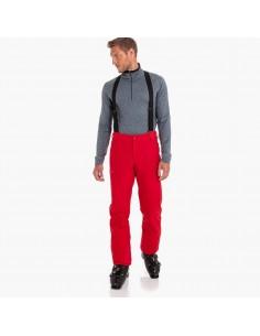 Spodnie narciarskie męskie Schoffel Bern1 Czerwone